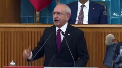 grup toplantisi - Kılıçdaroğlu: 'Hala bin liranın altında aylık alan emekliler var' - TBMM