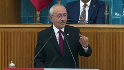 grup toplantisi - Kılıçdaroğlu: 'Mektubu aynen iade et dedik, etmedi' - TBMM