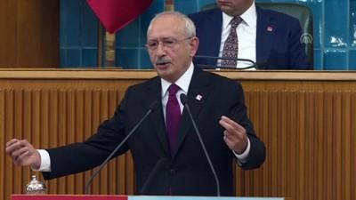 grup toplantisi - Kılıçdaroğlu: '(Sakarya'daki Tank Palet Fabrikası) Ne Kılıçdaroğlu, ne CHP bu konuda geri adım atmayacak' - TBMM