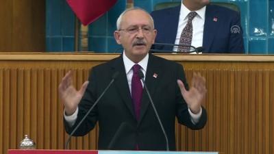 grup toplantisi - Kılıçdaroğlu - Sözcü gazetesi sahibi ve yazarları hakkındaki dava ve Şehir Üniversitesi - TBMM
