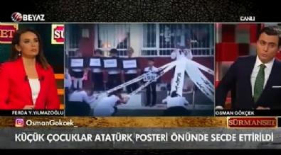 Osman Gökçek: 'Atatürk bir ilah değil liderdir'