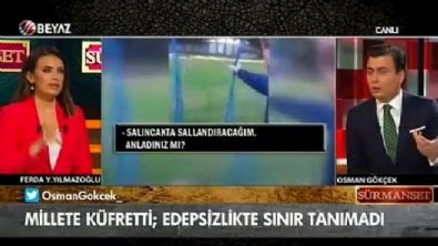 Osman Gökçek: 'Bu insanlar toplumun her kesimine zararlı'