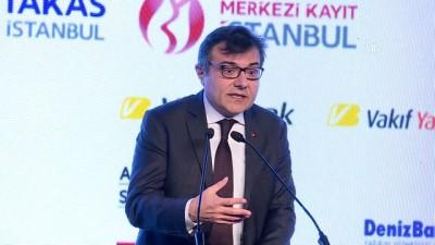 Türkiye Sermaye Piyasaları Kongresi - Cumhurbaşkanlığı Finans Ofisi Başkanı Prof. Dr. Aşan - İSTANBUL