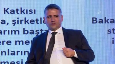 Türkiye Sermaye Piyasaları Kongresi - Mustafa Akmaz - İSTANBUL