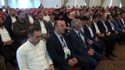 """AK Parti Yerel Yönetimlerden Sorumlu Genel Başkan Yardımcısı Özhaseki: """"Son dönemlerde bir şeyi daha ustaca yapmaya başladılar. Oda algı operasyonları"""""""
