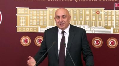 """CHP Grup Başkanvekili Özkoç: """"Erken seçim söz konusu olacaksa bir an önce olmasını biz de isteriz"""""""
