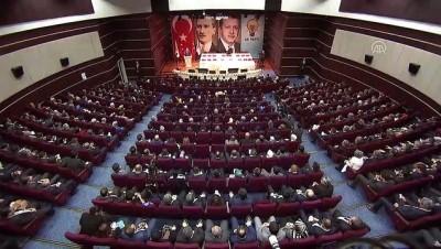 Cumhurbaşkanı Erdoğan: 'Parlamentonun çatısı altında her türlü hakareti edepsizce yaptılar' - ANKARA