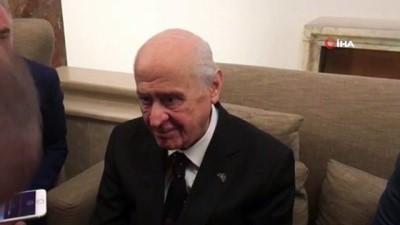 guvenli bolge -  Devlet Bahçeli'den EYT açıklaması