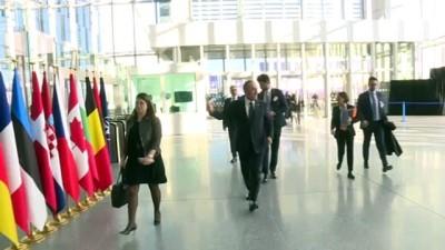 Dışişleri Bakanı Çavuşoğlu, İngiliz mevkidaşı Raab ile görüştü - BRÜKSEL