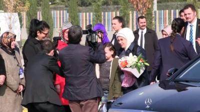 Emine Erdoğan, Selçuklu Otizmli Bireyler Eğitim Merkezini açtı - KONYA