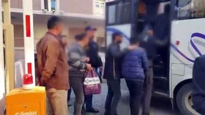 FETÖ'nün TSK yapılanmasına yönelik operasyon - Gözaltına alınanların sayısı 118'e yükseldi -  İZMİR