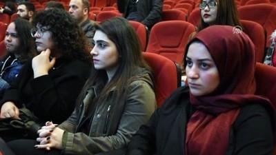 Girişimciler üniversitelilerle buluştu - TRABZON