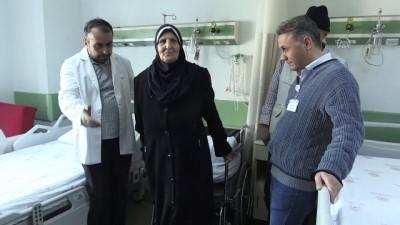 Iraklı hasta Türkiye'de şifa buldu - SAMSUN