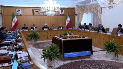İran Cumhurbaşkanı Ruhani: 'Halk tarihi sınavdan başı dik çıktı' (1) - TAHRAN