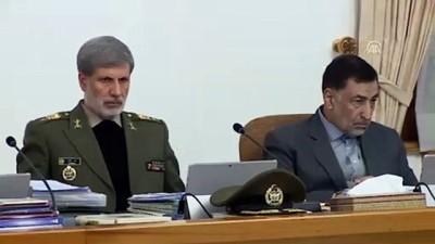 İran Cumhurbaşkanı Ruhani: 'Halk tarihi sınavdan başı dik çıktı' (3) - TAHRAN