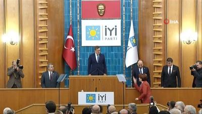 İYİ Parti Genel Başkanı Meral Akşener: 'Eğitim, bir toplumun ekonomik ve toplumsal kalkınmasının ön koşuludur'