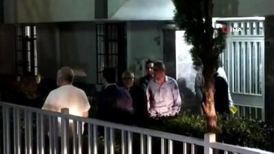 Kapıcı ve yönetici kavgasında baltalar konuştu: 1 polis yaralı