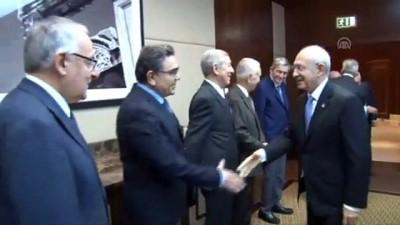 Kılıçdaroğlu, CHP Dış Politika Kurulu toplantısına katıldı - ANKARA