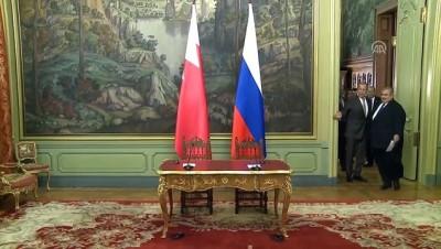 Lavrov: 'Ortak devriyeler her şeyin Soçi mutabakatı çerçevesinde yürüdüğünü gösteriyor' - MOSKOVA