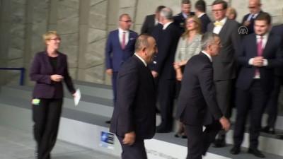 NATO Dışişleri Bakanları Toplantısı - Aile fotoğrafı (2) - BRÜKSEL