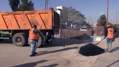 Tel Abyad Sınır Kapısı açılıyor - ŞANLIURFA