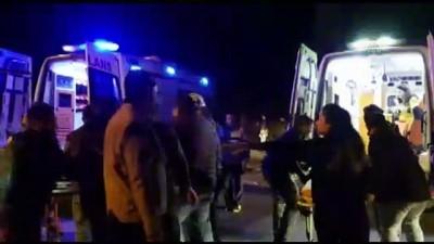 Traktörle çarpışan otomobilin sürücüsü hayatını kaybetti - BURSA