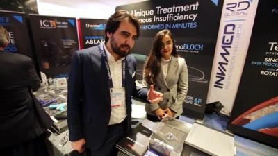Türkiye'de üretilen yapay kalp, ABD'de Veith Sempozyumu'nda tanıtıldı - NEW YORK