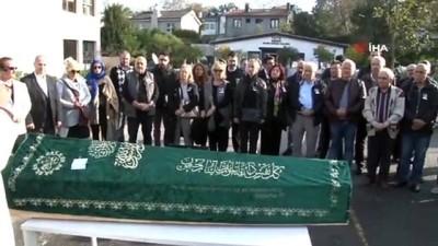 Usta gazeteci Celal Demirbilek son yolculuğuna uğurlandı