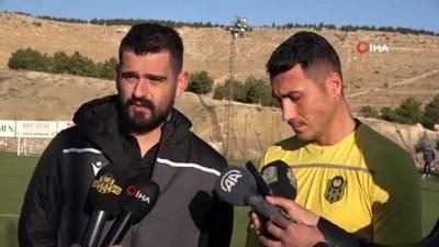 Adis Jahovic: 'Malatyaspor'un performansı benden daha önemlidir'