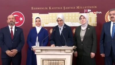 """AK Parti Kocaeli milletvekili Radiye Sezer Katırcıoğlu: """"Çocuk aile, toplum için değişim, değişimini öncüsü konumundadır. Söz haklarının olması, onların değişim ve dönüşümünde önemli rol oynar"""""""