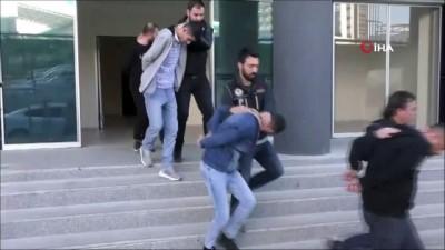 Bursa'da narkotik operasyonu: 17 gözaltı Haberi