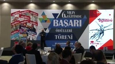Doç. Dr. Feysel Taşçıer 'Yılın Milli Eğitim Müdürü' seçildi
