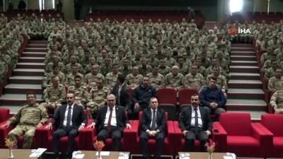 Muş'ta 'Güvenlik Korucuları Hizmet İçi Eğitim' programı