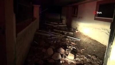 Viranşehir'de ocaklı fırın tamiratı sırasında patlama meydana geldi