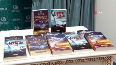- Yazar Doğan, Azerbaycan'da Okurlarıyla Buluştu