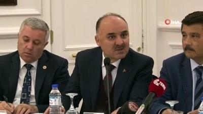 """AK Parti Antalya Milletvekili Kemal Çelik: """"59 doğumdan 1'i otizmli çıkabiliyor"""""""