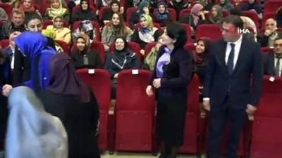 AK Parti Grup Başkanvekili Özlem Zengin, 'ulan' kelimesini yargıya taşımaya hazırlanıyor