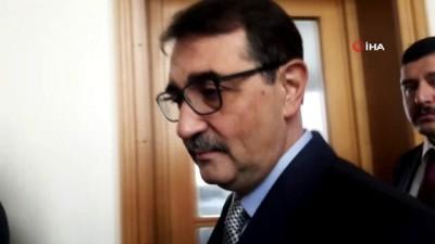 dogalgaz hatti -  Bakan Dönmez'den KKTC'ye doğalgaz açıklaması