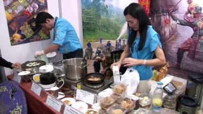 Başkent'te ekmek festivali...Balina ekmeğinden renkli ekmeğe, her çeşit Ankaralıların beğenisine sunuldu