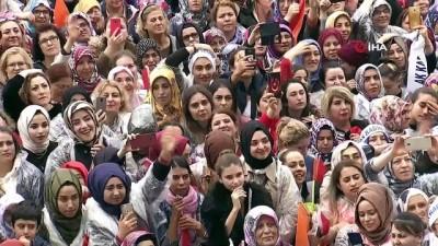 Cumhurbaşkanı Erdoğan: 'Bu ülkede kimsenin 28 Şubat zihniyetini hortlatmasına asla izin vermeyiz'