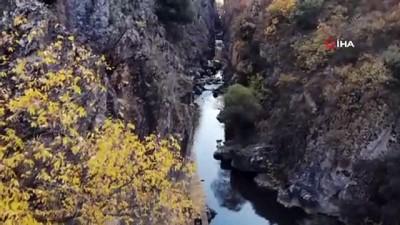 kanyon -  Devasa kanyonda 9 bin yıllık tarihin izleri