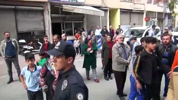 cenaze arabasi -  Mersin'de çöp konteynırında bebek cesedi bulundu