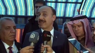 - Tel Abyad'daki kan davalı aşiret üyeleri barıştı
