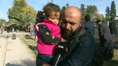 Terör zulmünden Türkiye'ye sığının Suriyeliler, kesin dönüş yapıyor