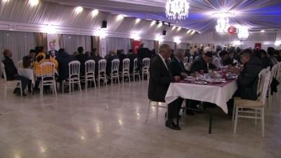 guvenli bolge -  AK Parti Genel Başkan Yardımcısı Kaya Van'daki STK'larla bir araya geldi