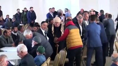 AK Parti'li Cevdet Yılmaz, barış yemeğine katıldı - BİNGÖL