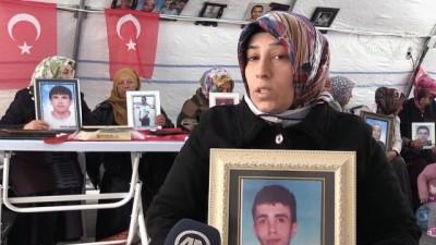 Diyarbakır annelerinin evlat nöbeti 82'nci gününde