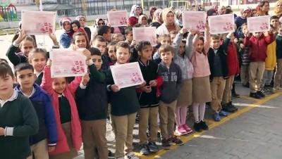Öğrencilerden öğretmenlerine 'hayat kurtaran' hediye - KASTAMONU