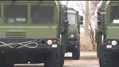 - Rusya, modernize ettiği balistik füzelerin test atışlarına başladı