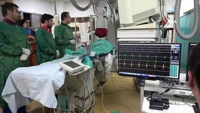 Akciğerine pıhtı atan doktor, riskli ameliyata rağmen sağlığına kavuştu